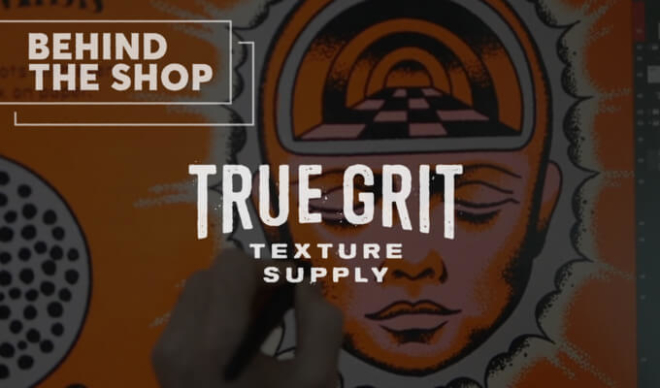 Behind the Shop: The Story of True Grit Texture Supply
