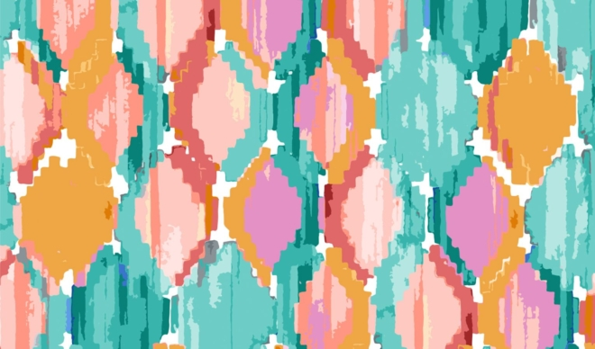 Behind the Timeless Beauty of Ikat Patterns