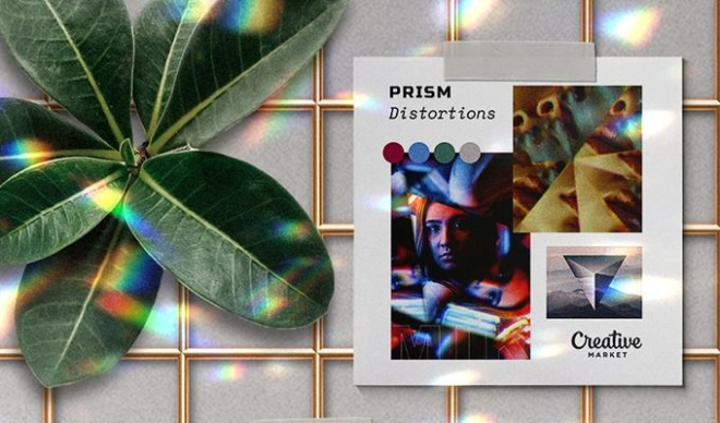Moodboard Series: Prism Effect