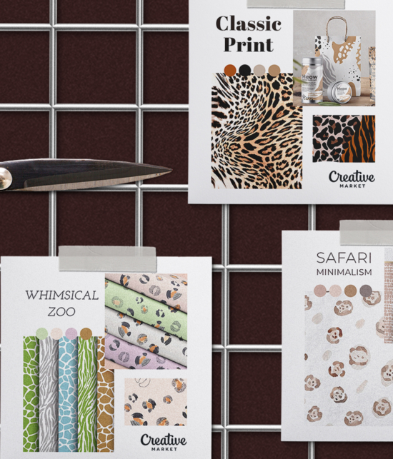 Moodboard Series: Animal Print