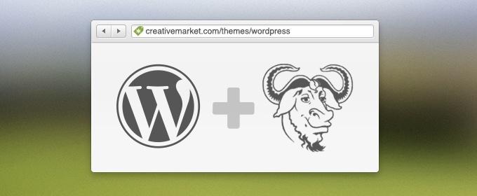 All WordPress Themes Now 100% GPL