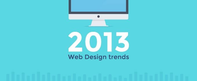 2013 Web Design Trends ~ Creative Market Blog