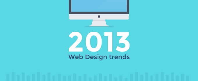 2013 Web Design Trends