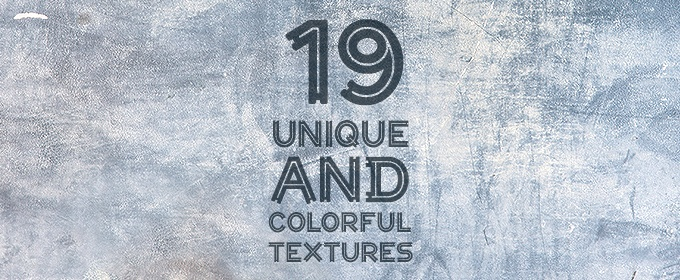 19 Unique and Colorful Textures