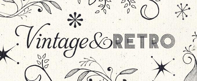 11 Vintage & Retro Design Resources