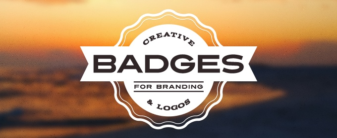 12 Creative Badges for Branding and Logos
