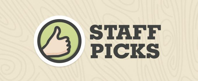 Staff Favorites - August 23