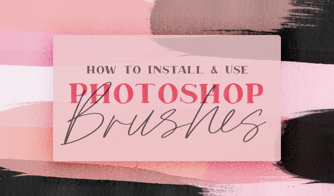 How to Install & Use Photoshop Brushes