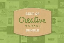 The Best of Creative Market Bundle on AppSumo