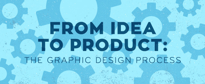From Idea to Product: The Graphic Design Process