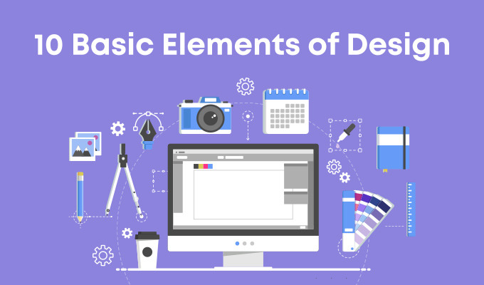 Basic Elements Of Design : Basic elements of design creative market