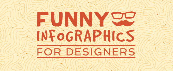 10 Funny Infographics For Designers
