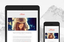 25 Beautiful Responsive WordPress Themes