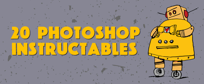 20 Photoshop Tutorials That You Never Knew Could be so Easy