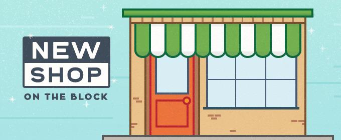 New Shop on the Block: Light Morango