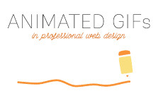 5 Professional Examples of Animated GIFs in Web Design