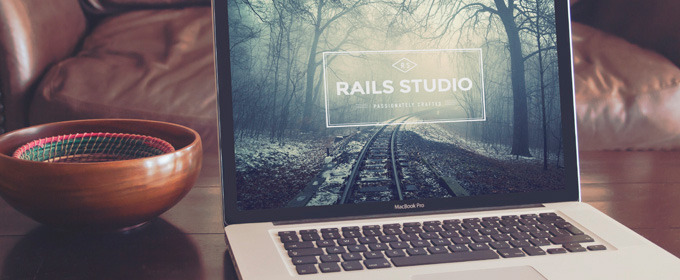 How to Make Your Own Realistic MacBook Mockup ~ Creative Market Blog