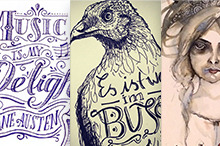 Creative Market Sketch Week: Roundup and Winners