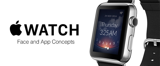 The 50 Best Apple Watch Face and App Concepts So Far