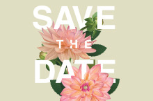 25 Creative and Unique Save the Date Ideas