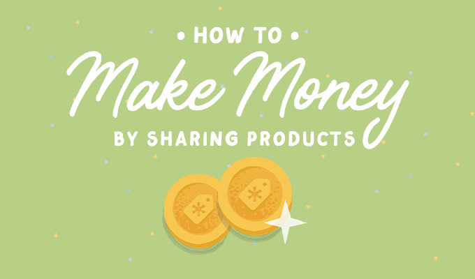 Pro Tips for Making Money When You Share Creative Market Products