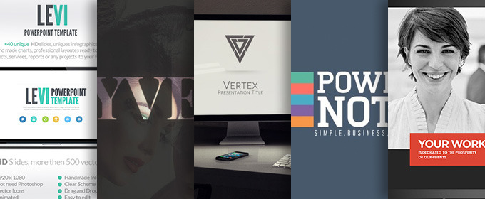 16 Powerpoint Templates That Look Great In 2018 Creative Market Blog