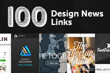 The Top 100 Design News Links in 2014