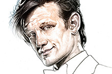 Wibbly-Wobbly, Timey-Whimey Doctor Who Sketches