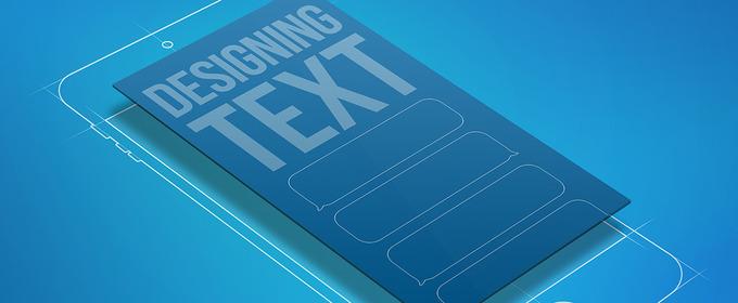 How Do You Design a Better Text Message?