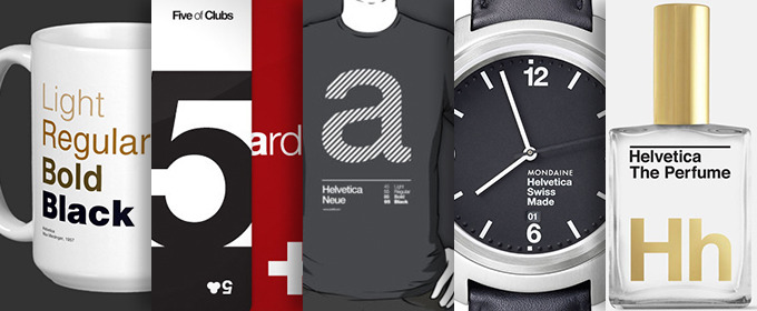 20 Awesome Products Every Helvetica Lover Should Own