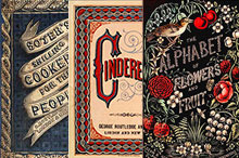 14 Beautifully Lettered Vintage Book Covers