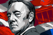 From Blood to BBQ: 14 Outstanding House Of Cards Fan Art Pieces