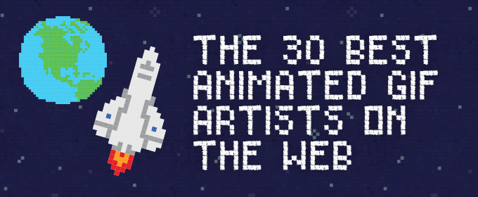 The 30 Best Animated GIF Artists on the Web