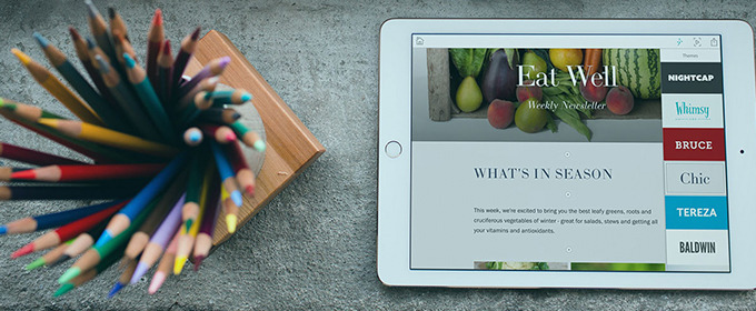 Adobe Slate Magically Turns You Into a Gifted Story Designer