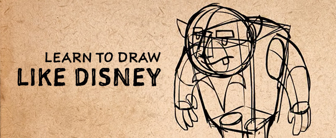 Learn To Draw Like Disney With These Awesome Free Videos