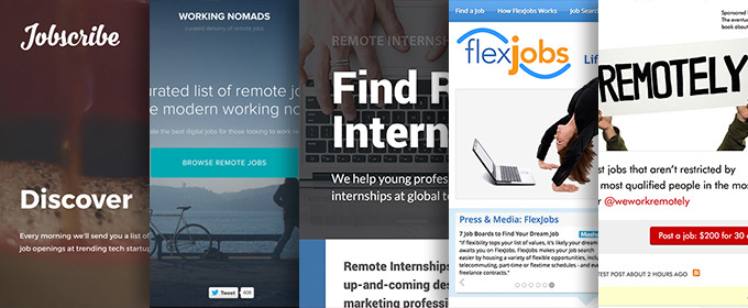 Work From Home: The 10 Best Sites for Landing a Remote Job