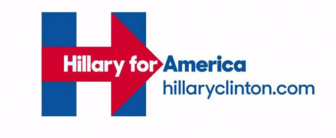 Hillary Clinton's Logo Sucks — Who Cares? Everyone, Apparently