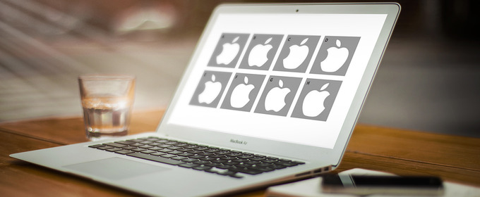 Test: Can You Pick The Apple Logo Out of a Lineup?