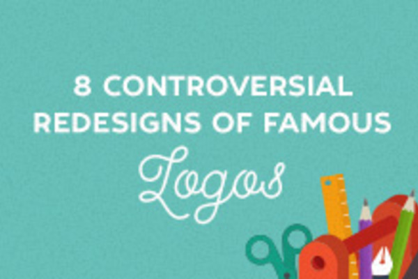 8 Controversial Redesigns of Famous Logos