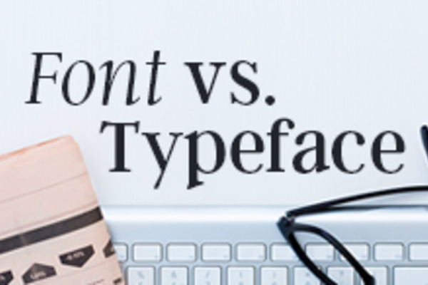 Font vs. Typeface (And 14 Other Design Terms We Always Get Wrong)