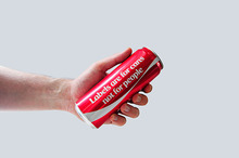 Coke Ditches Labels: Should We All?