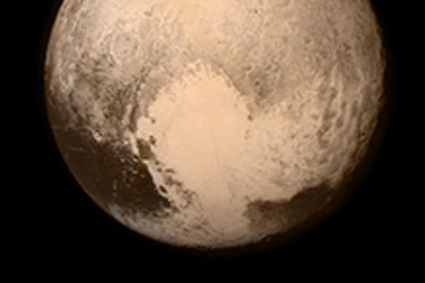 It Took NASA 9 Years, But These Mind-blowing Photos of Pluto Are We...