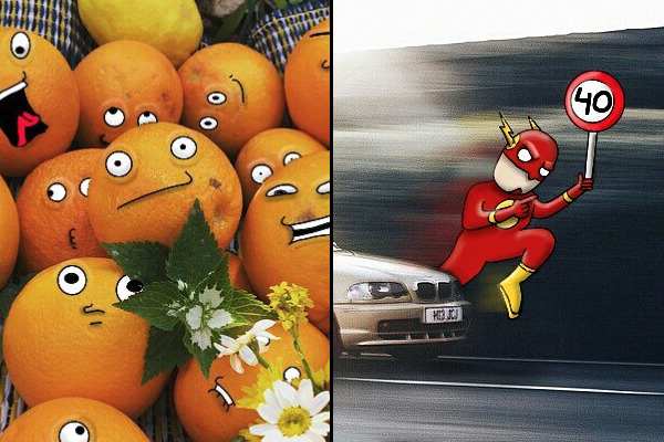 #DoodleThisPic Creates Awesome Cartoons from Ordinary Pics