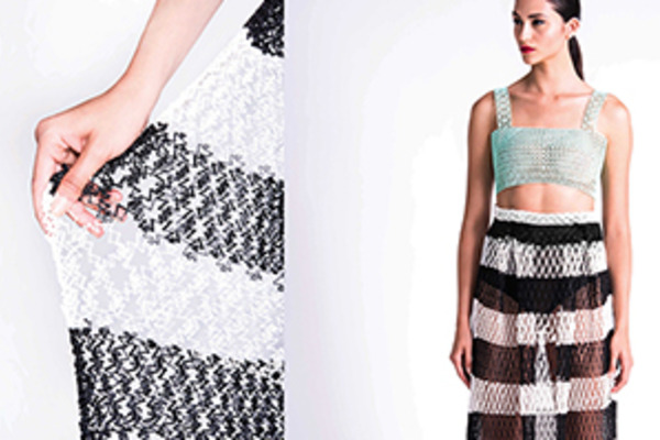 This Designer 3D Printed an Entire Fashion Collection from Home. An...