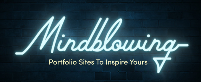 50 Mindblowing Portfolio Sites To Inspire Yours