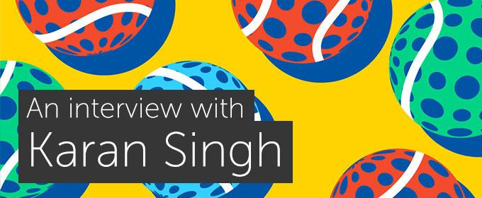 Coffee and Failure: An Inspiring Interview with Illustrator Karan Singh