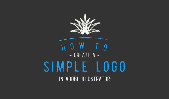 Logo design for newbies how to create a simple logo in for Create blog logo