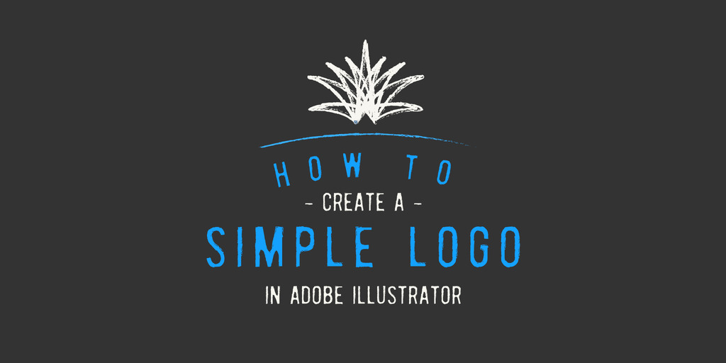 Logo Design For Newbies How To Create A Simple Logo In Adobe Illustrator Creative Market Blog