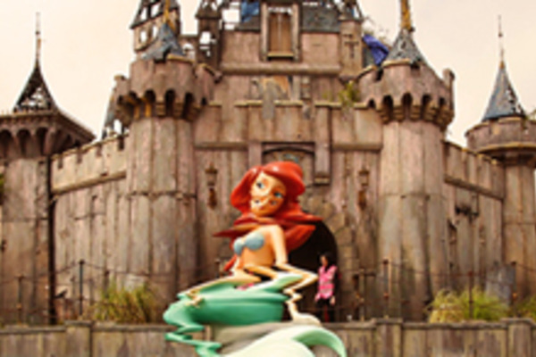 Dismaland Is the Creepiest, Most Amazing Park We've Ever Seen