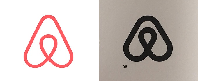 Is The Airbnb Logo a Copy?